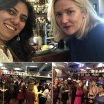 WISTA UK diwali in the city event