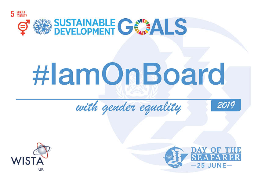 Day of the Seafarer #IamOnboard IMO 2019 LR