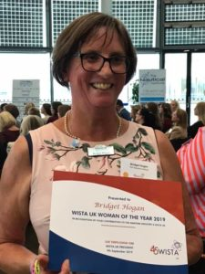 Bridget Hogan Woman of the Year 2019