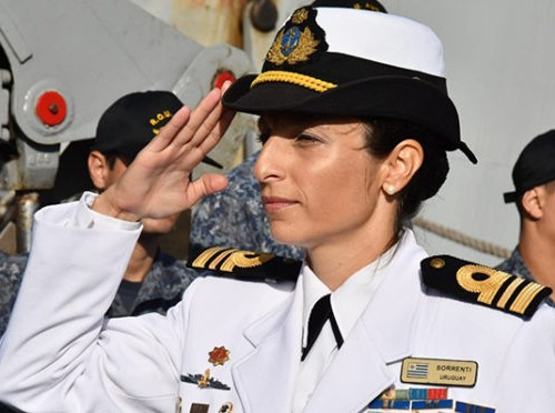 Rising to Lead: Female Commanding Officers in Latin America's Navies