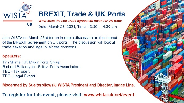 WISTA BREXIT Trade Webinar