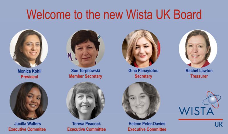 WISTA UK Board 2021